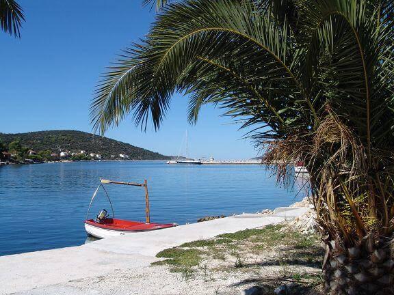 Yachturlaub Kroatien